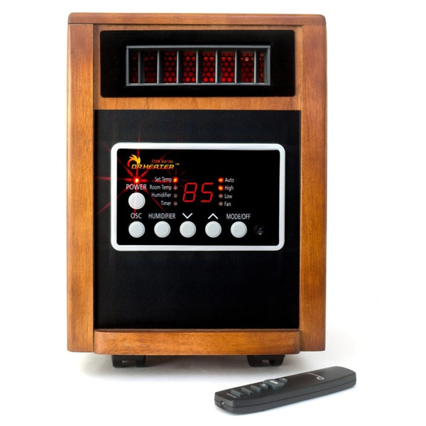 Dr Infrared Heater Infrared Heater Humidifier Dual Heating System 8482806