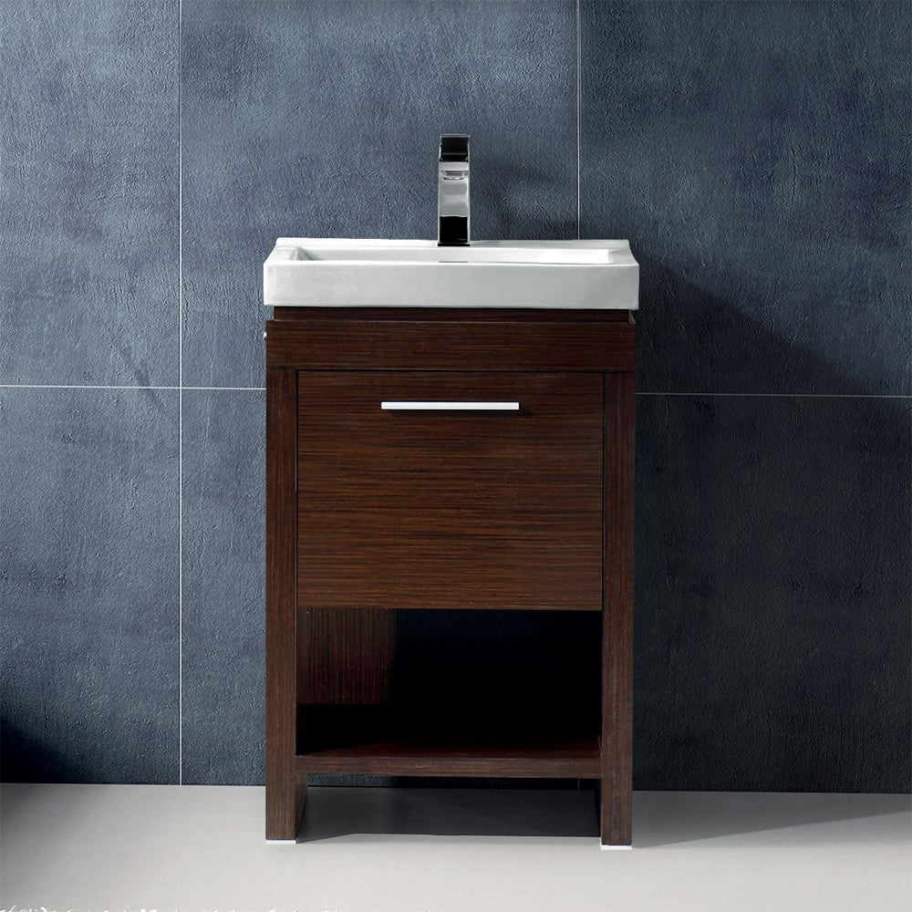 Vigo 21-inch Adonia Single Bathroom Vanity