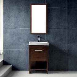 Vigo 21-inch Adonia Single Bathroom Vanity with Mirror