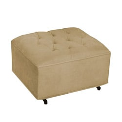 Grand Coffee Bella Velvet Ottoman