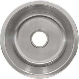 LessCare Undermount Stainless Steel Sink