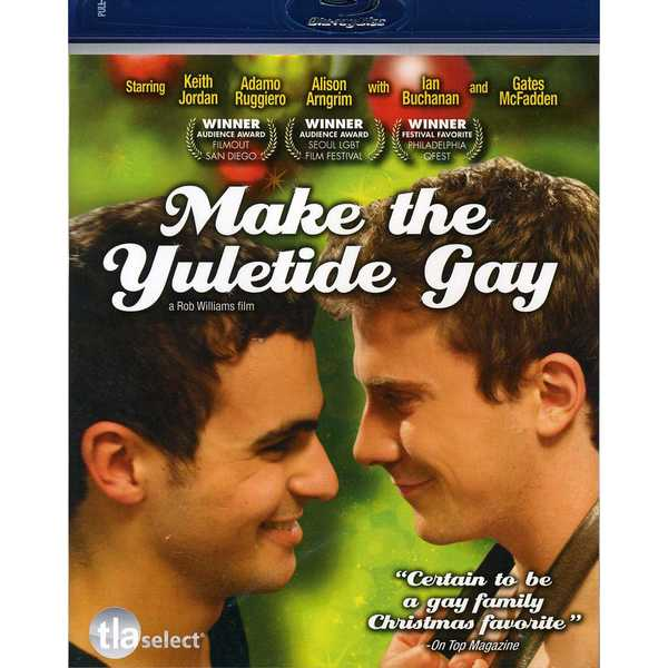 Make the Yuletide Gay (Blu-ray Disc) 8484605