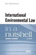 International Environmental Law in a Nutshell (Paperback)