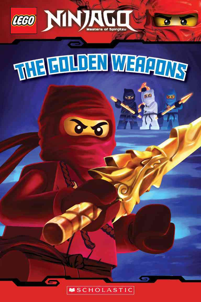 The Golden Weapons (Paperback)