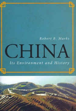 China: Its Environment and History (Hardcover)