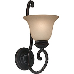 Levy 1-light Oil Rubbed Bronze Sconce
