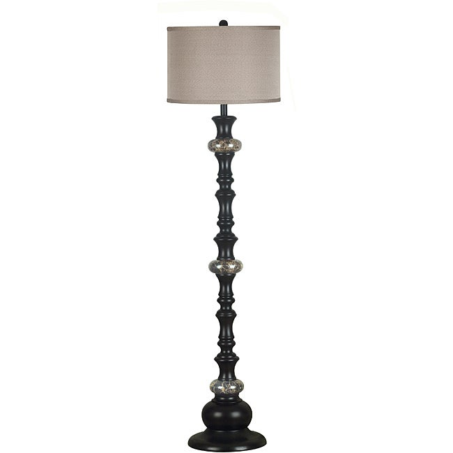 Nolen 59-inch Oil Rubbed Bronze Floor Lamp