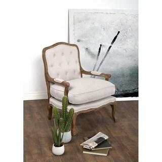 Kosas Home Eddie Camel Club Chair