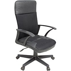 Imperial High Back Touch Leather Office Chair
