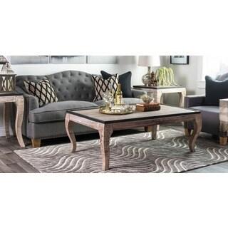 Kosas Home Loma Charcoal Gray Sofa