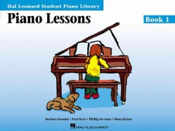 Piano Lessons: Book 1 (Paperback)