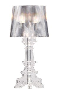 Salon S Clear Table Lamp