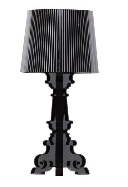 Salon S Black Table Lamp