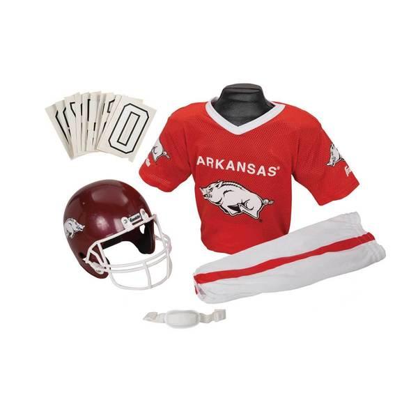 Franklin Sports Arkansas Uniform Set 8486942