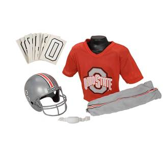 Franklin Sports Youth Ohio State Football Uniform Set