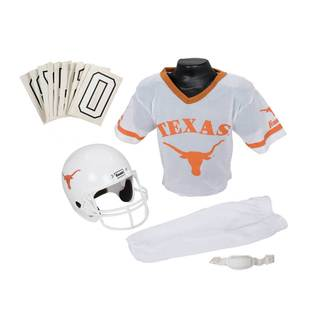 Franklin Sports Youth Texas Football Uniform Set