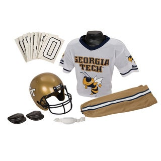 Franklin Sports Youth Georgia Tech Football Uniform Set