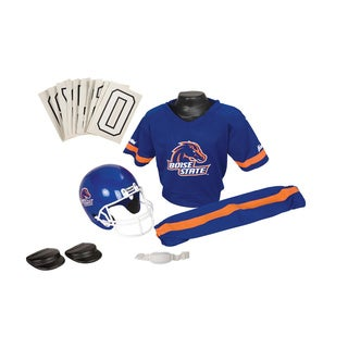 Franklin Sports Youth Boise State Football Uniform Set
