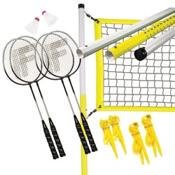 Franklin Sports Advanced Badminton Set