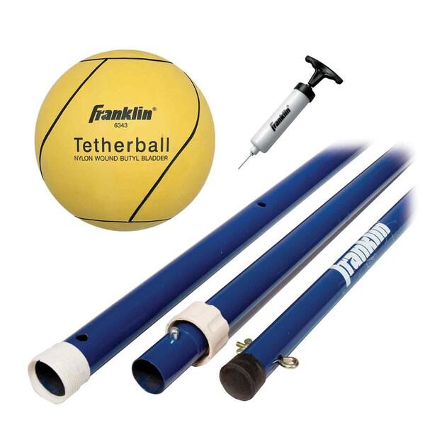 Franklin Sports Advanced Tetherball Set