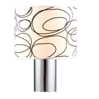 Dawn White Shade Table Lamp