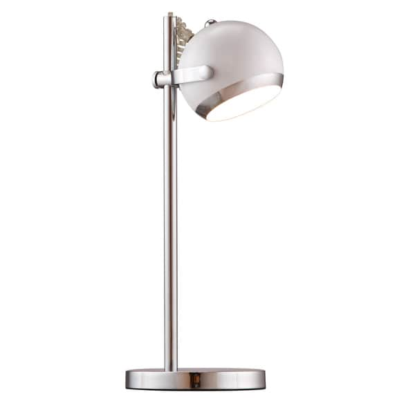 Cyber Round-Shade Table Lamp