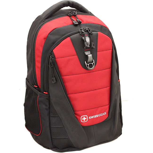 Wenger SwissGear 'The Anthem' Red 16-inch Laptop Backpack