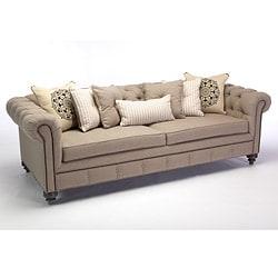 JAR Designs 'Alphonse Tufted' Sofa