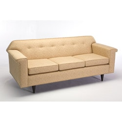 JAR Designs 'The Octavio' Linen Sofa