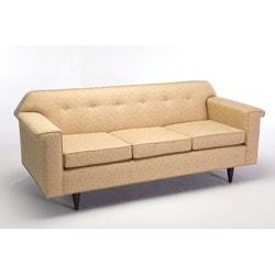 JAR Designs 'The Octavio' Linen Sofa