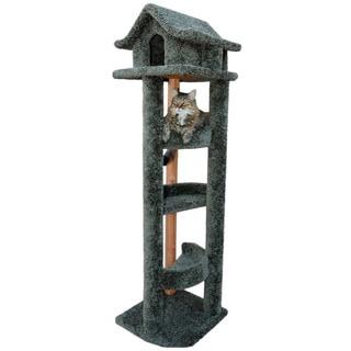 New Cat Condos 6-ft Pagoda Cat House
