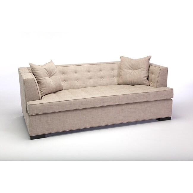 JAR Designs 'The Pierre' Silver Sofa