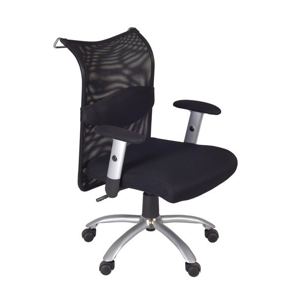 aspire low back office chair with lumbar support 13920190