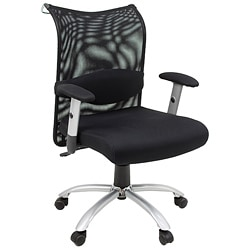 Aspire Low Back Office Chair with Lumbar Support | Overstock.com