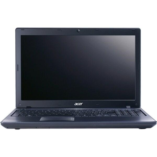 """Acer TravelMate Data N/A TM5744-372G32Mikk 15.6"""" LED Notebook - Intel"""