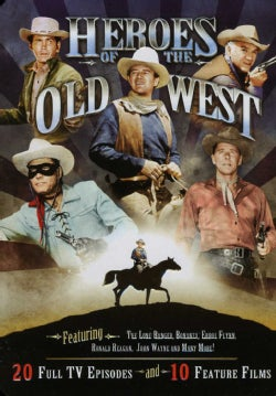 Heroes Of The Old West (DVD)