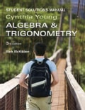 Algebra and Trigonometry (Paperback)