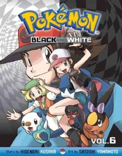Pokemon Black and White 6 (Paperback)