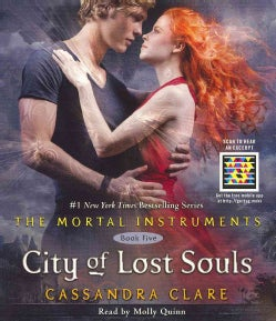 City of Lost Souls (CD-Audio)