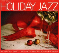 Various - N-Coded Presents: Holiday Jazz