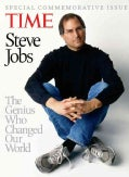 Steve Jobs: The Genius Who Changed Our World (Hardcover)
