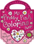 My Pretty Pink Coloring Purse (Paperback)