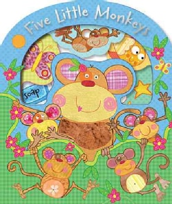 Five Little Monkeys (Board book)