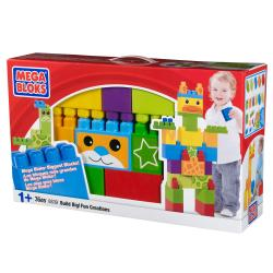 Mega Bloks Build Big Fun Creations Box