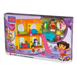 Mega Bloks Dora The Explorer Playtime Adventure Play Set
