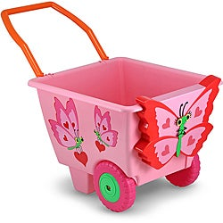 Melissa & Doug Bella Butterfly Cart Toy