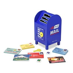 Melissa & Doug Stamp and Sort Mailbox