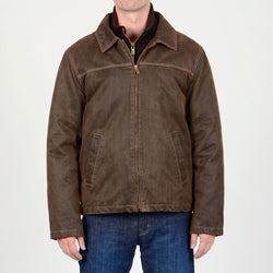 R&O Men's 3-in-1 Interchange Jacket with Removeable Inner Fleece Shell