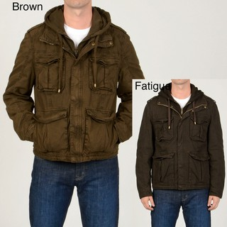 R&O Men's Cotton Ottoman Hipster Jacket