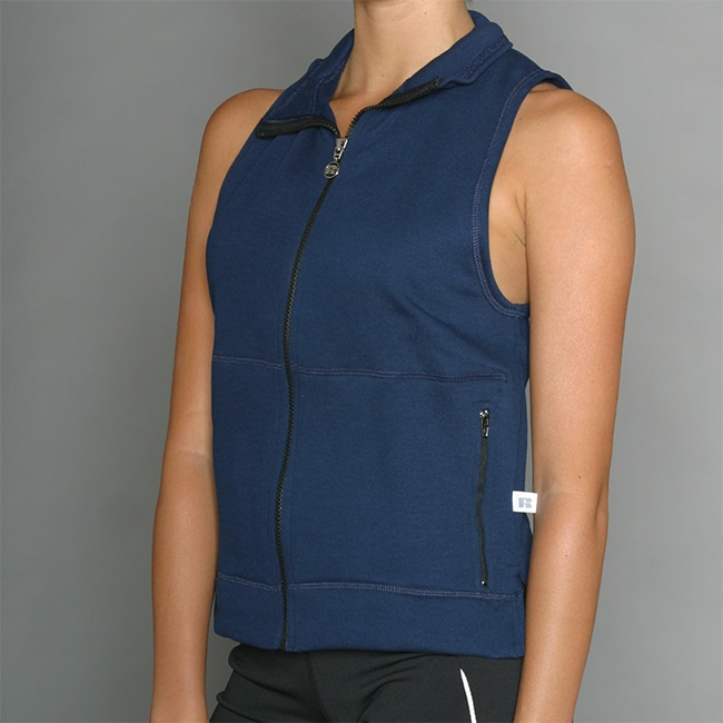 Russell Athletic Women's Navy Vest (Small only)